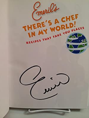 Emeril's There's a Chef in My World!: Lagasse, Emeril