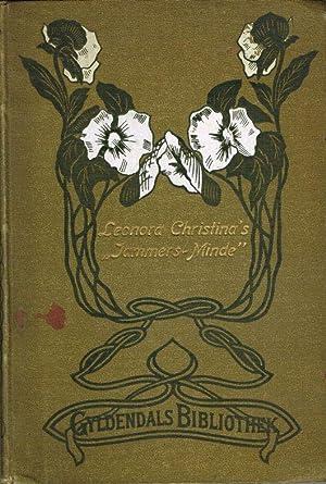 """Leonora Christina Grevinde Ulfeldt's """"Jammers-minde"""". En egenhaendig: ULFELDT, Leonora Christina"""