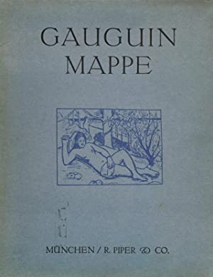 Paul Gauguin-Mappe.: GAUGUIN