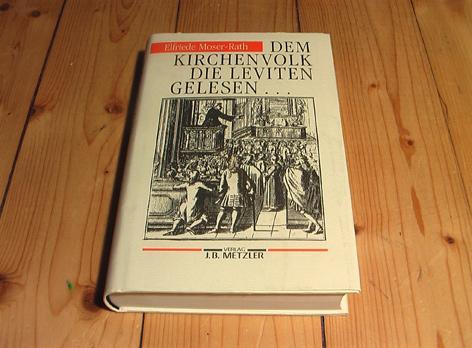 Dem Kirchenvolk die Leviten gelesen. Alltag im Spiegel süddeutscher Barockpredigten.: ...