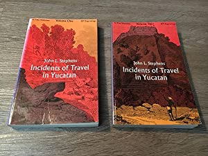 Incidents of Travel in Yucatan (2 Bände).