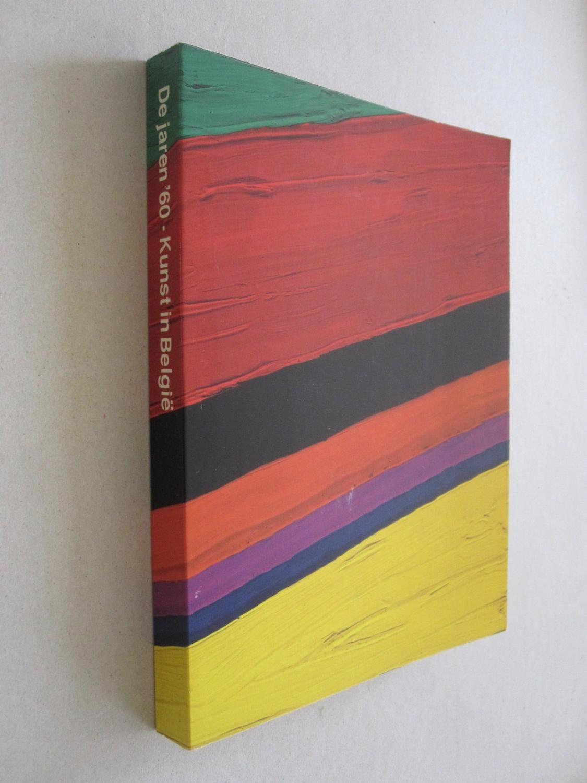 Welp De Jaren '60 - Kunst in België by Kris Lenaerts / Robert De Smet PY-07