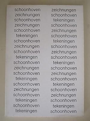 J.J. (Jan) Schoonhoven - Zeichnungen Tekeningen 1940-1975: Jan Schoonhoven /