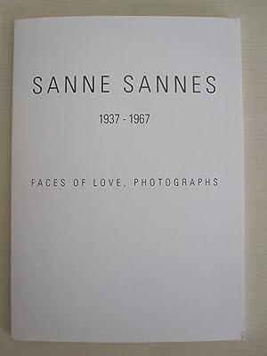 Sanne Sannes 1937-1967 - Faces of Love,: Sanne Sannes /