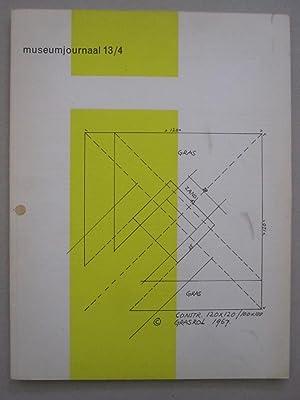 Museumjournaal 13 no 4 1968: R. Dippel /
