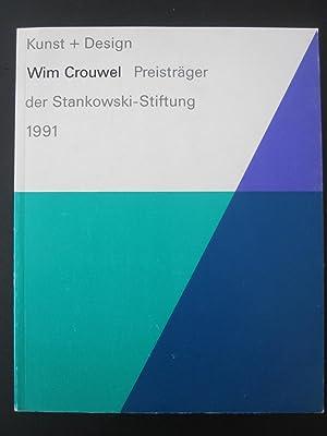 Wim Crouwel - Kunst + Design Preisträger: Wim Crouwel /