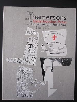 The Themersons and the Gaberbocchus Press -: Jan Kubasiewicz /