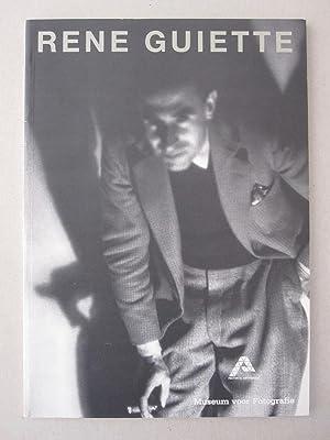 René Guiette - Fotografisch Werk / Oeuvre: René Guiette /