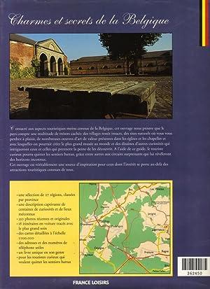 Charmes et secrets de la Belgique (Itinéraires surprenants & trésors cachés): van REMOORTERE ...