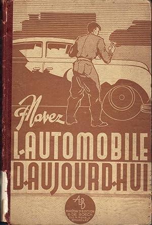 L'automobile d'aujourd'hui: NAVEZ Fernand