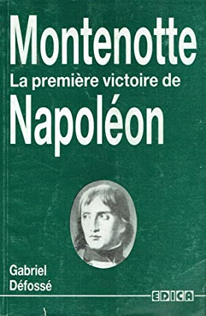 Montenotte, La première victoire de Napoléon (12 avril 1796 - 23 germinal an IV): ...
