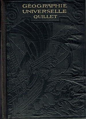 Géographie Universelle Quillet illustrée (Physique - Economique: ALLAIN Maurice (sous