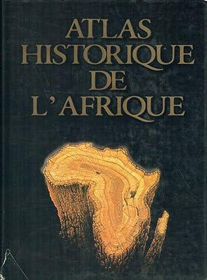 Atlas historique de l'Afrique: ADE AJAYI J.F.