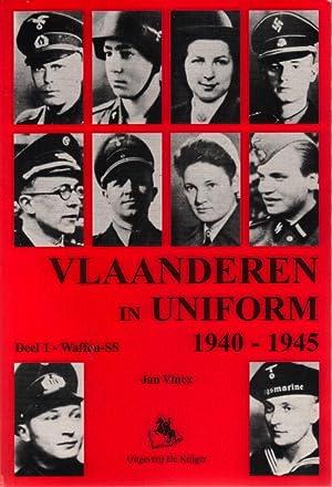 Vlaanderen in Uniform, 1940-1945, Deel 1 -: VINCX Jan