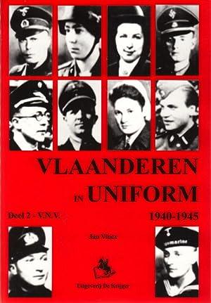 Vlaanderen in Uniform 1940-1945, Deel 2 -: VINCX Jan