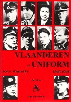 Vlaanderen in Uniform 1940-1945, Deel 3 -: VINCX Jan