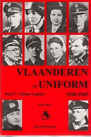 Vlaanderen in Uniform 1940-1945, Deel 5 -: VINCX Jan