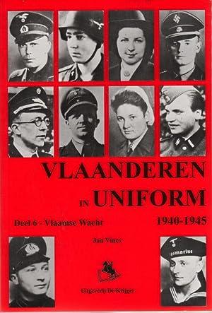 Vlaanderen in Uniform 1940-1945, Deel 6 -: VINCX Jan