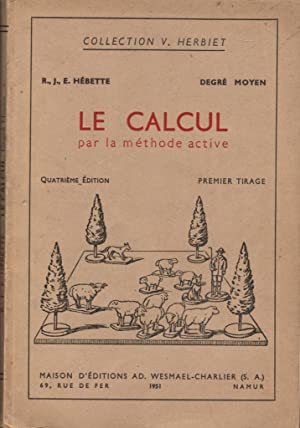 Le calcul par la méthode active