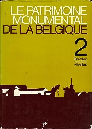 Le Patrimoine monumental de la Belgique, Volume
