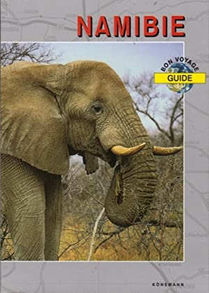 Namibie (Guide & Carte)