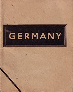 Germany (British Army instruction manual, November 1944)