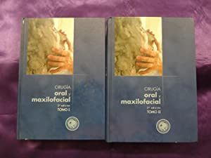CIRUGIA ORAL Y MAXILOFACIAL. 2 TOMOS: RAFAEL MARTIN GRANIZO LOPEZ