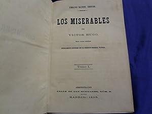 LOS MISERABLES. 5 TOMOS: VICTOR HUGO