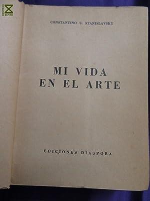 MI VIDA EN EL ARTE: CONSTANTIN STANISLAVSKY