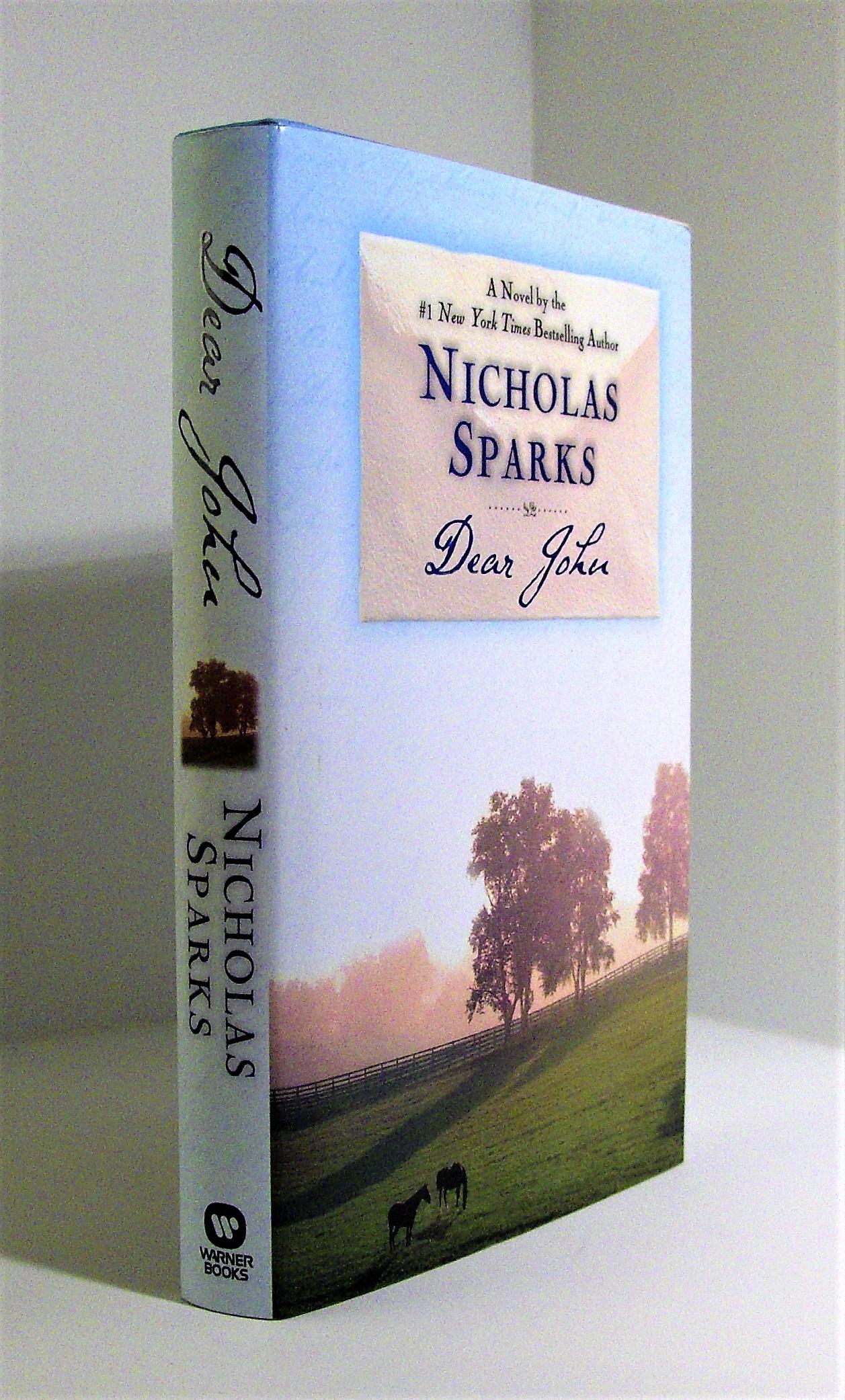 Dear John Nicholas Sparks Book