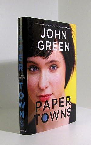 Paper Towns: Green, John