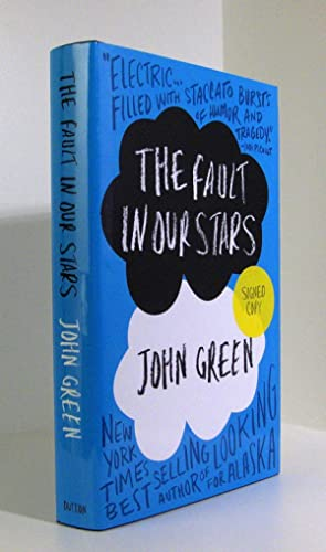 The Fault in Our Stars (FIRST EDITION/FIRSTPRINTING): John Green