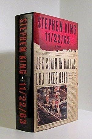 stephen king 11/22/63 1st printing
