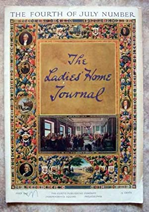 The Ladies' Home Journal July 1917: Various Authors, Various Illustrators
