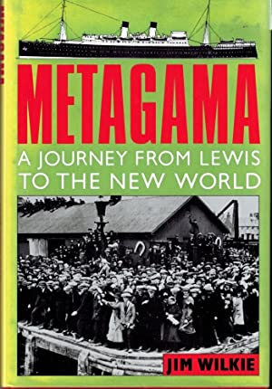 Metagama : A journey From Lewis to: Wilkie, Jim
