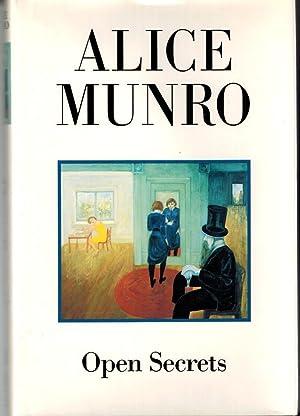 Open Secrets: Munro, Alice