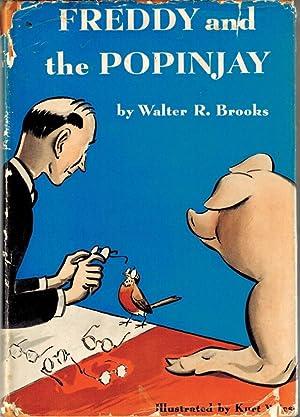 Freddy and the Popinjay: Brooks, Walter R (ill Kurt Weise)