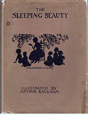 The Sleeping Beauty: Evans, C S (ill Arthur Rackham)