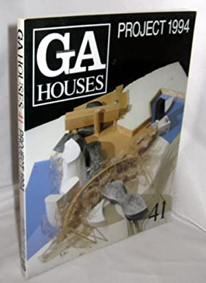 GA (Global Architecture) Houses 41 Project 1994: Futagawa, Yukio (editor)