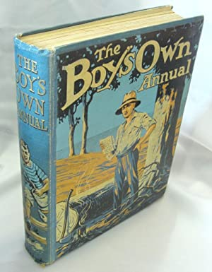 The Boy's Own Annual Volume 50 1927-1928: Various Authors, Various Illustrators