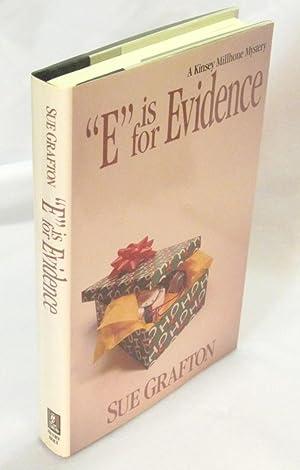 "E"" is for Evidence: Grafton, Sue"