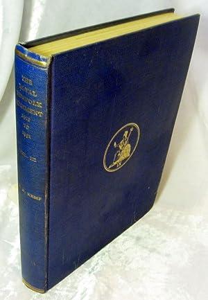 History of the Royal Norfolk Regiment 1919-1951 Volume III: Kemp, P K