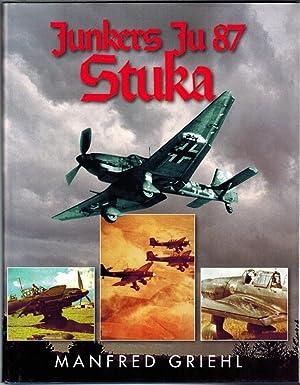 Junkers JU87 Stuka: Griehl, Manfred