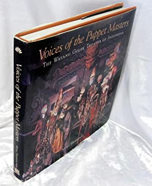 Voices of the Puppet Masters : The Wayang Golek Theater of Indonesia: Berbert, Mimi with Nur S ...