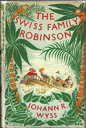 SWISS FAMILY ROBINSON: WYSS, JOHANN (Ill Mervyn Peake)
