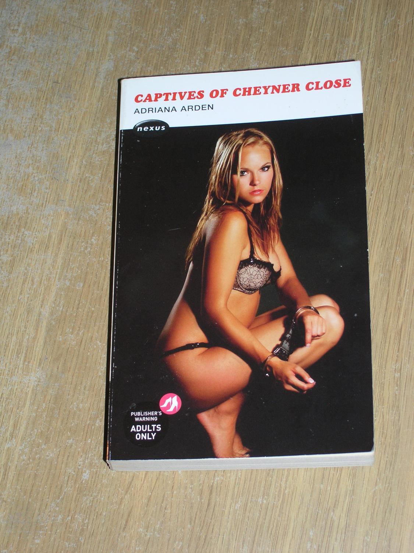 Captives Of Cheyner Close Nexus Adriana Arden