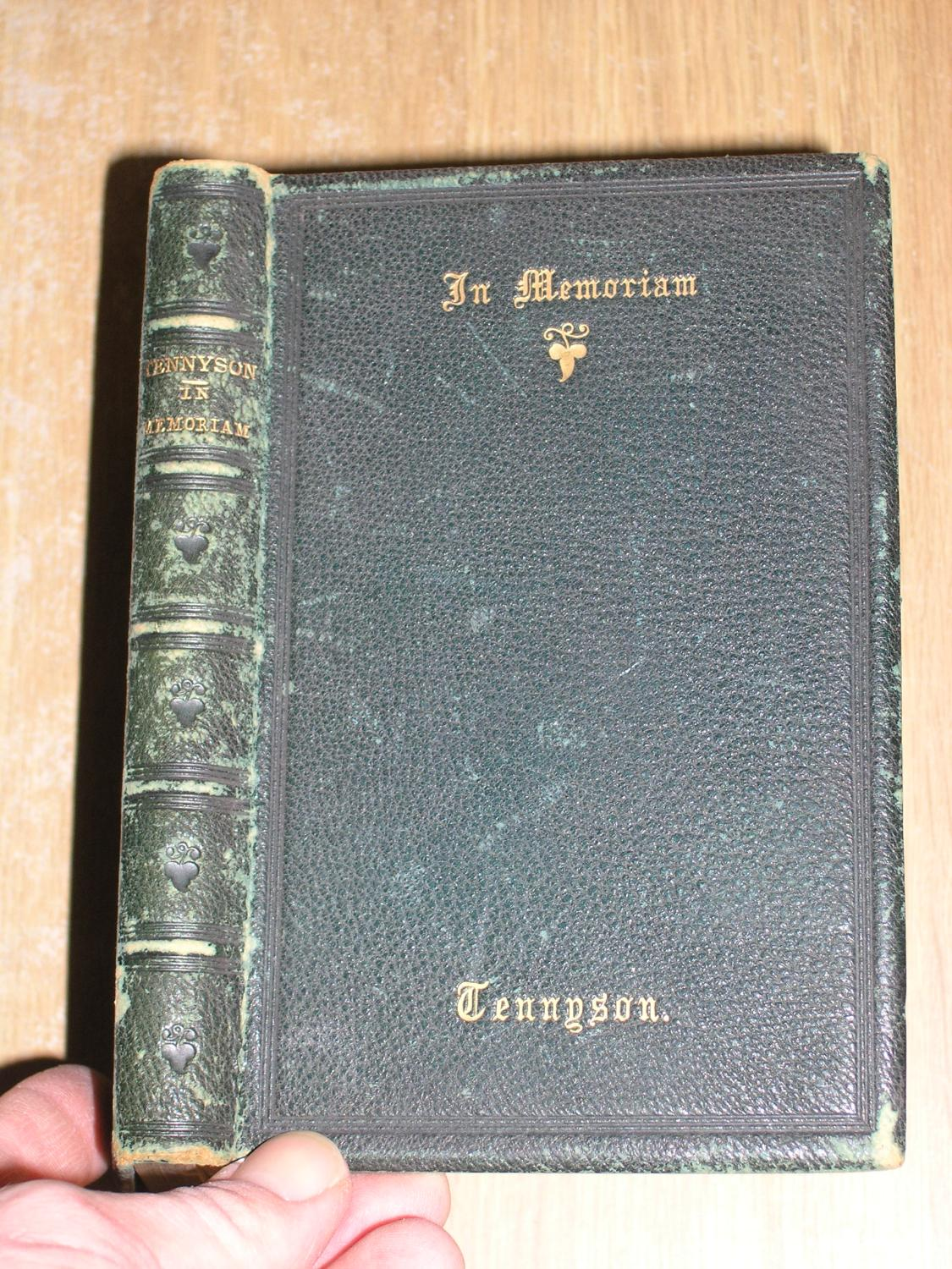 In Memoriam by Alfred Lord Tennyson: Henry S King ...