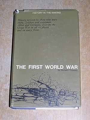 The First World War: Richard Thoumin