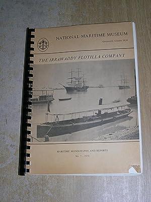 The Irrawaddy Flotilla Company National Maritime Museum: Captain H J