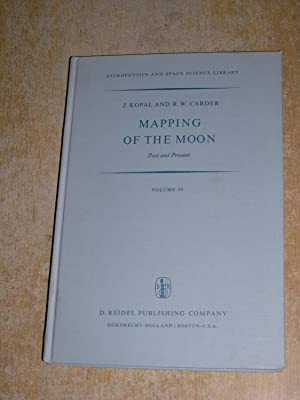 Mapping The Moon Past & Present